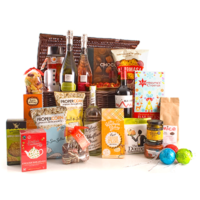 waitrose christmas hampers