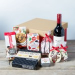 waitrose christmas hamper
